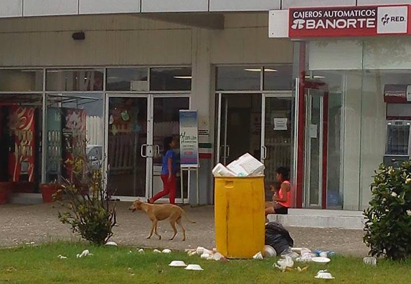 Denuncian contaminación en el  Hospital con Especialidades de Salina Cruz, Oaxaca