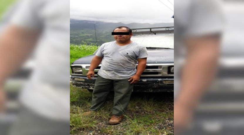 Asegurado con arma de fuego en San Bartolomé Ayautla, Oaxaca | El Imparcial de Oaxaca