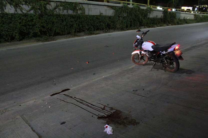 Arrollan a motociclista en 5 Señores, Oaxaca | El Imparcial de Oaxaca