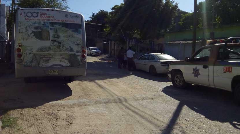 Camionero provoca accidente vehicular en Salina Cruz, Oaxaca | El Imparcial de Oaxaca