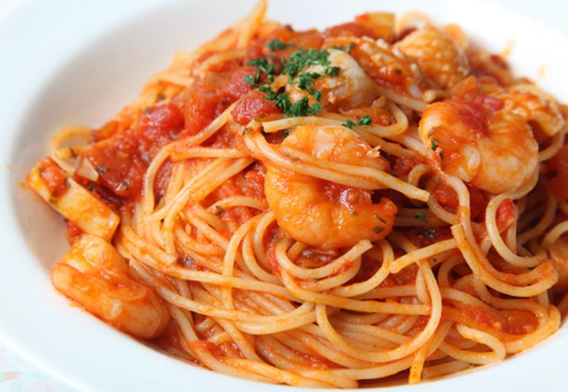 Espagueti con camarones y atún | El Imparcial de Oaxaca