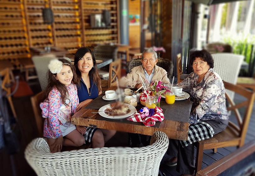 En familia | El Imparcial de Oaxaca
