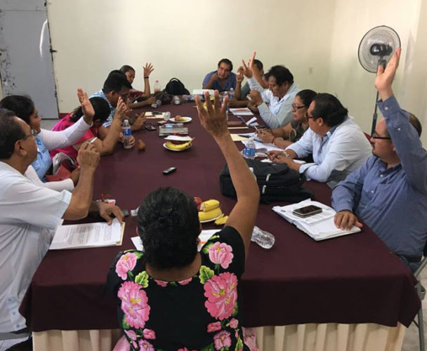 En 40 días gastan 11 mdp, de los 65 que recibieron de eólica en Juchitán