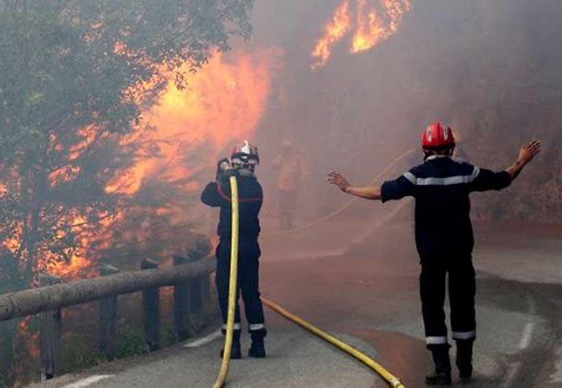 Norte de Italia es devastado por incendios | El Imparcial de Oaxaca