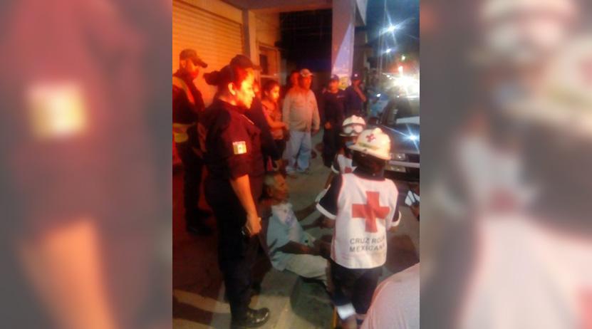 Atropellan a abuelito en Salina Cruz, Oaxaca | El Imparcial de Oaxaca