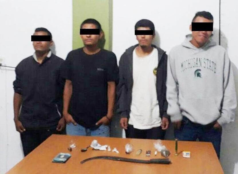 Detienen a cuatro en  San Marcos Arteaga, Oaxaca | El Imparcial de Oaxaca