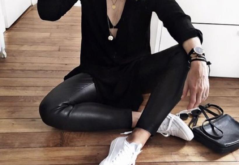 Formas de llevar tus jeans negros para conseguir un look formal | El Imparcial de Oaxaca
