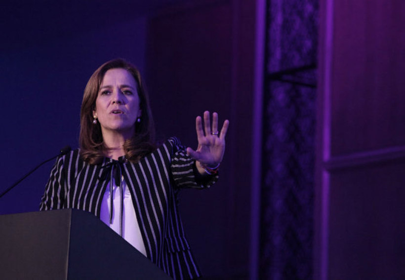 Margarita Zavala | El Imparcial de Oaxaca