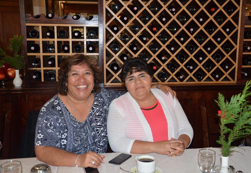 ¡Feliz cumpleaños María Isabel y Verónica!