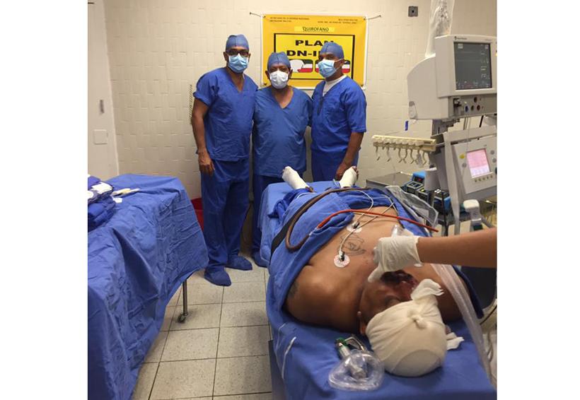 Neurocirujanos cubanos realizan  primer operación en el Istmo | El Imparcial de Oaxaca