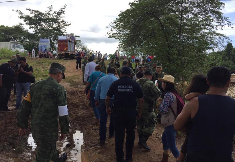 Reconstruirán Benemérito Juárez en la Cuenca del Papaloapan   El Imparcial de Oaxaca
