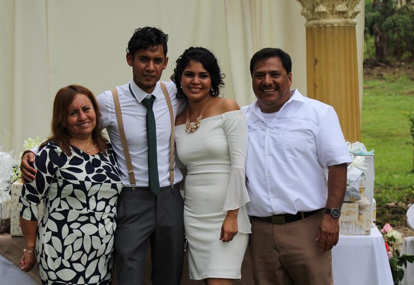 Juan Carlos y Mariana unen sus destinos