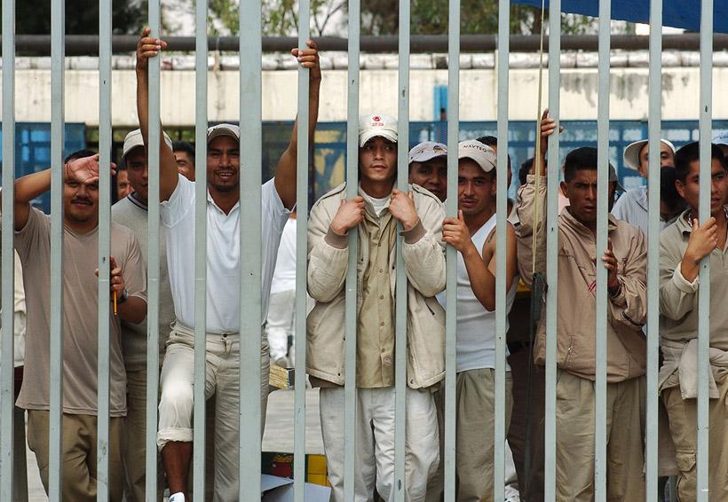 CNDH emite recomendación sobre personas en reclusión | El Imparcial de Oaxaca
