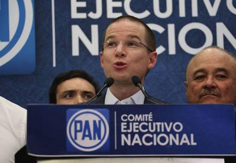 PRI pretende dividir al PAN rumbo al 2018: Anaya | El Imparcial de Oaxaca