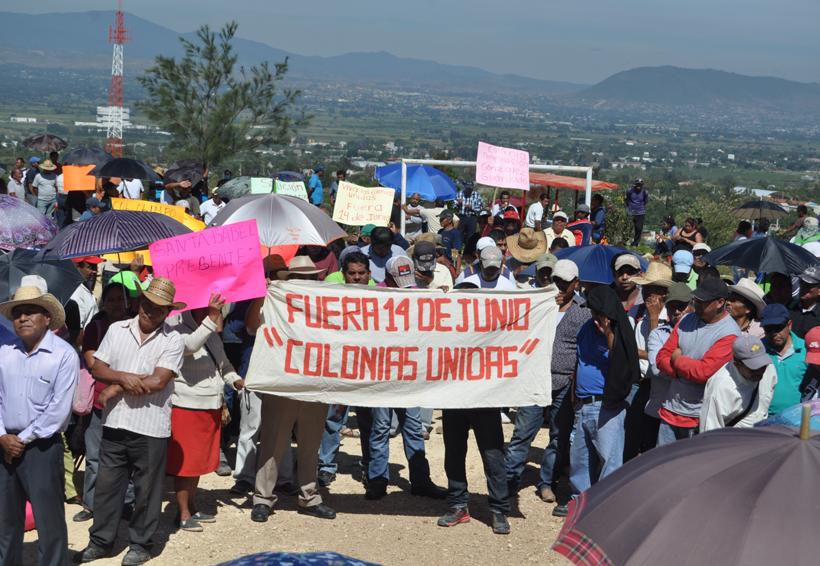 Mantienen bloqueo en el basurero municipal de Oaxaca | El Imparcial de Oaxaca