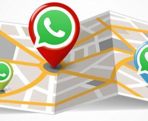WhatsApp ya te permite compartir tu ubicación en tiempo real