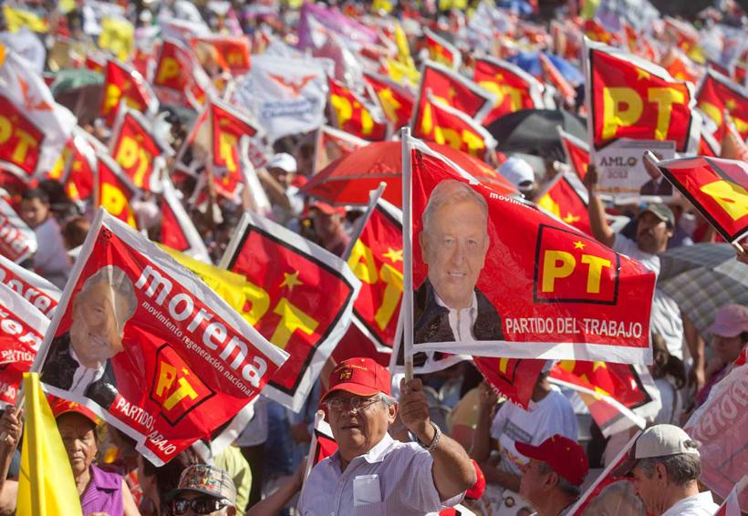 Hay persecución política contra líderes del PT, afirma AMLO | El Imparcial de Oaxaca