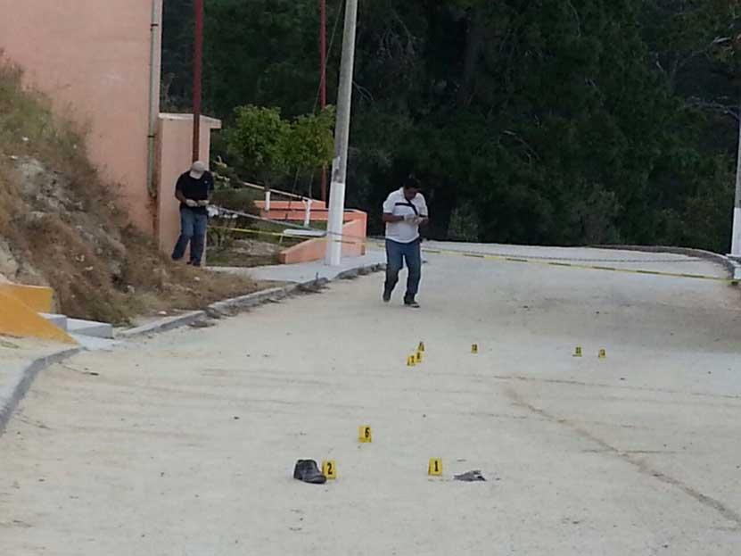 Sentenciados tras enfrentamiento en Juquila, Oaxaca | El Imparcial de Oaxaca