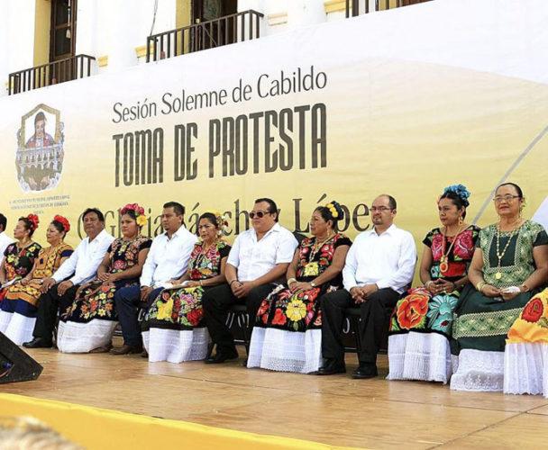 Regidores de Juchitán habrían  recibido apoyo por sismo