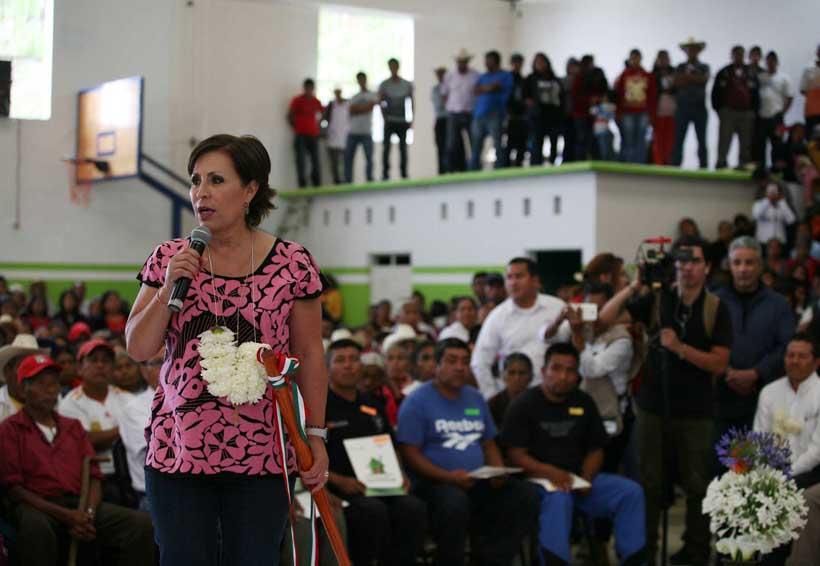 Promete Robles transparencia en entrega de tarjetas en Oaxaca | El Imparcial de Oaxaca