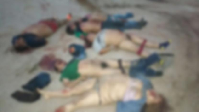 Tiran seis cadáveres en la carretera de Loma Bonita | El Imparcial de Oaxaca