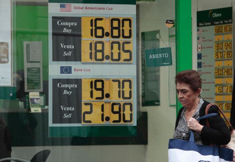 Dólar en bancos supera los 19 pesos | El Imparcial de Oaxaca