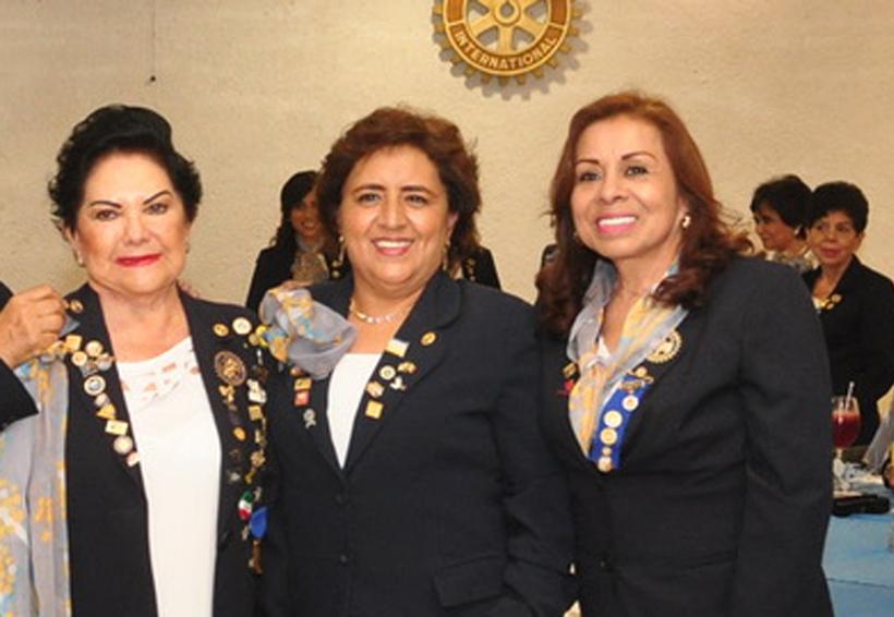 Club Rotario Guelaguetza celebra su 13 aniversario