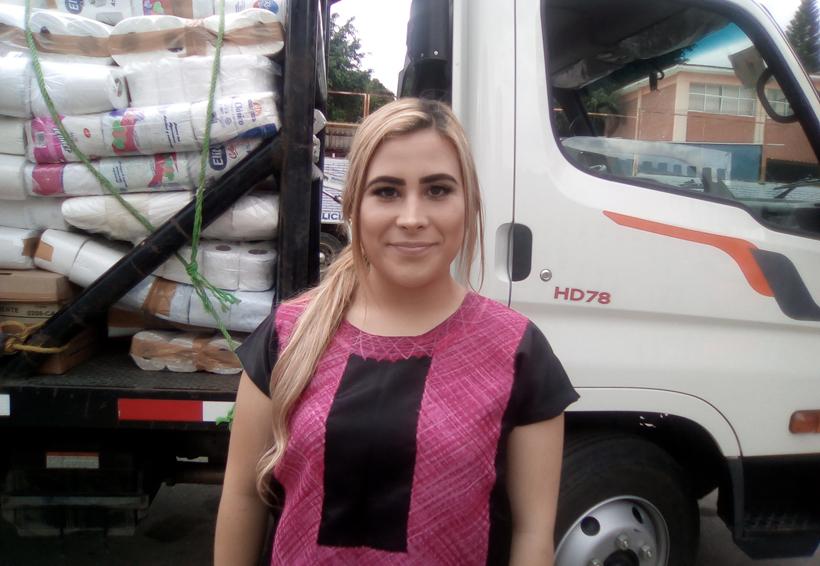 Soprano oaxaqueña dona ayuda para damnificados | El Imparcial de Oaxaca
