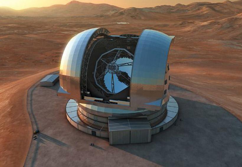 El Telescopio Solar Europeo verá la primera luz en 2027 | El Imparcial de Oaxaca