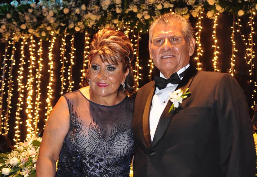 Antonieta y Gabriel unen sus vidas