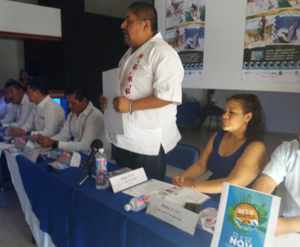 Autoriza gobierno 5 mdp para fiestas de noviembre en Puerto Escondido, Oaxaca
