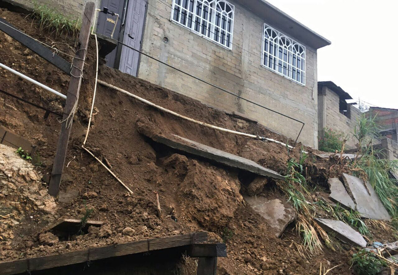 Agencias de Oaxaca con daños tras sismos y lluvias