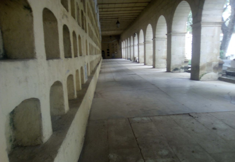Restringen el acceso al Panteón General de Oaxaca
