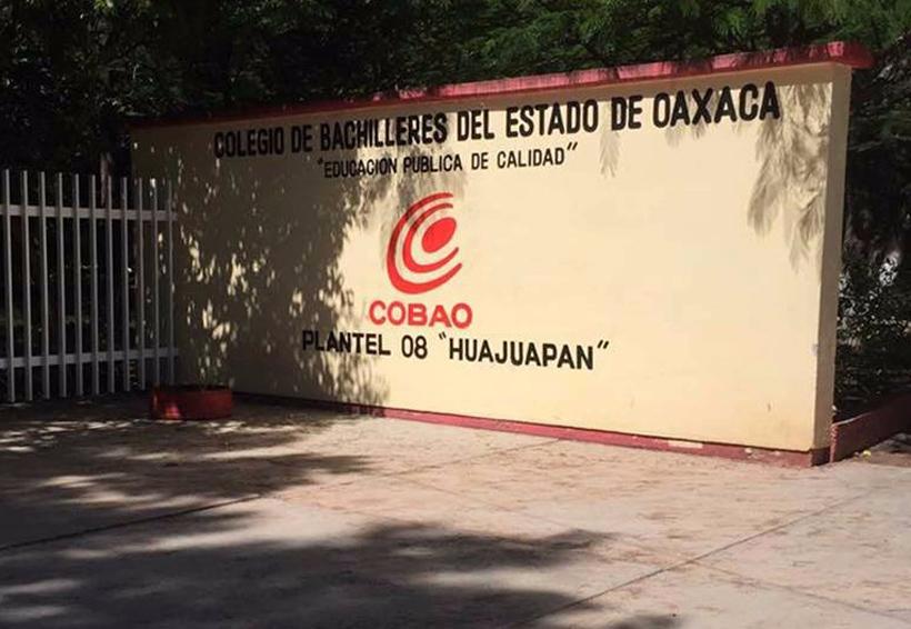 Más de 3 mil alumnos sin clases en los Colegio de Bachilleres del Estado de Oaxaca | El Imparcial de Oaxaca