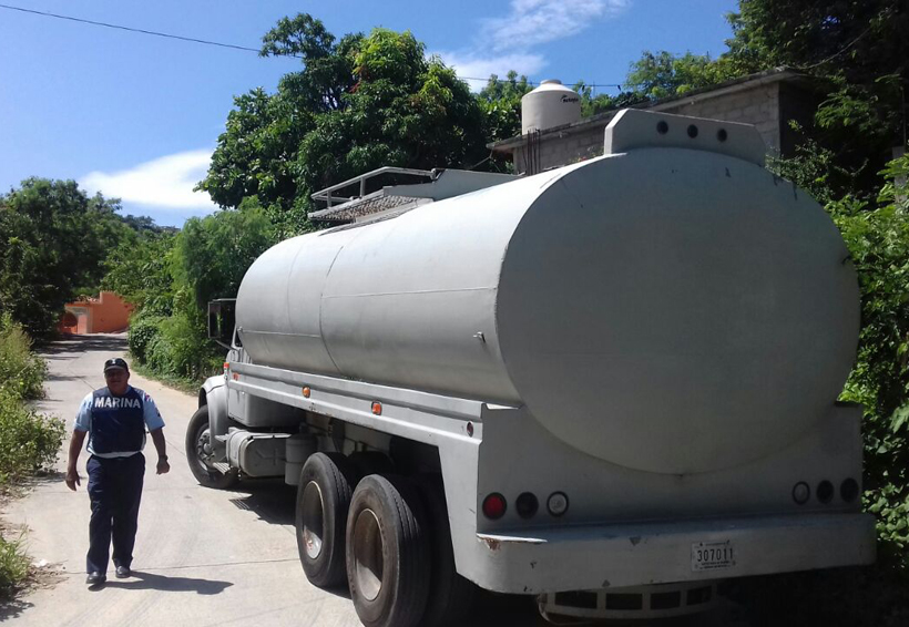 La Marina dota de agua potable a las familias del Istmo de Oaxaca | El Imparcial de Oaxaca