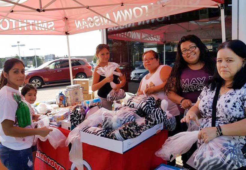 Retienen víveres de Nueva York en México