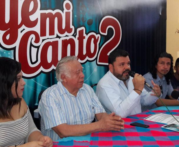 Oye mi canto presenta su nueva temporada en Tuxtepec, Oaxaca