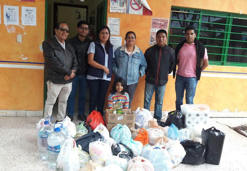 Concierto de bandas recauda víveres para la Mixteca de Oaxaca