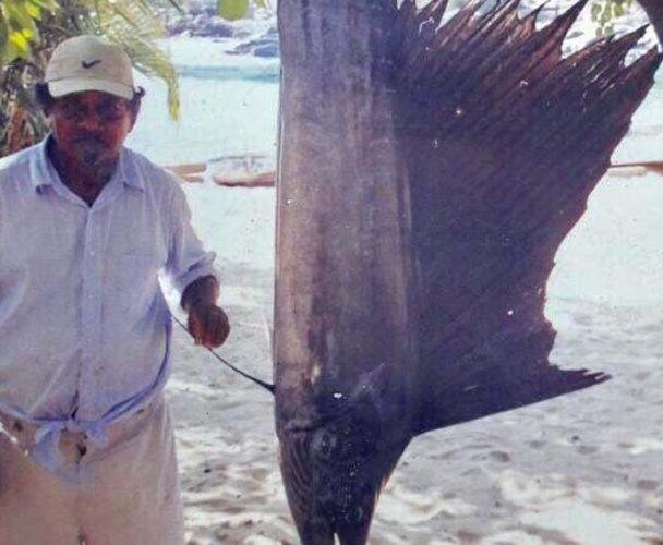 Pierde Puerto Escondido uno de los fundadores del Torneo Internacional de Pez Vela