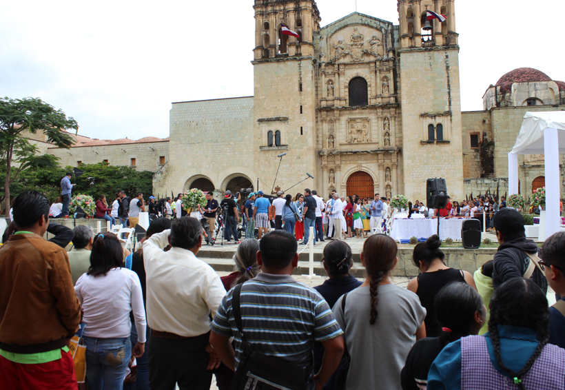 Mi marido tiene familia, de fiesta en Oaxaca