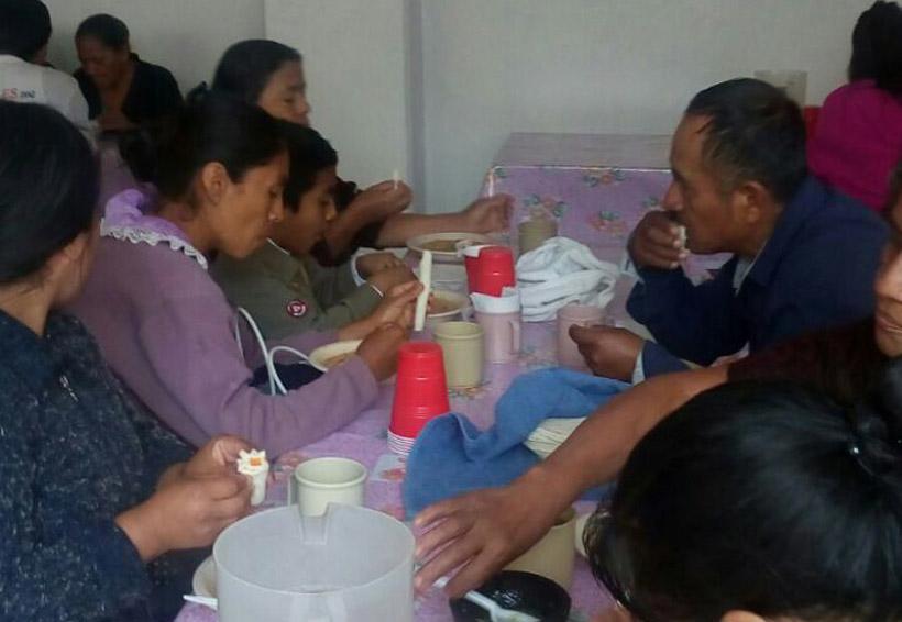 De milagro sobrevive  la Estancia Fraternidad en Oaxaca
