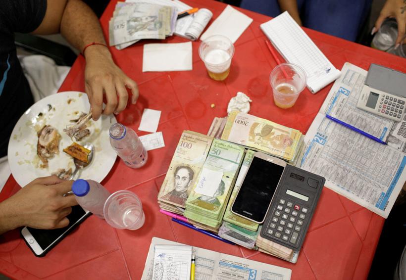 Venezolanos ven apuestas como solución a crisis económica | El Imparcial de Oaxaca