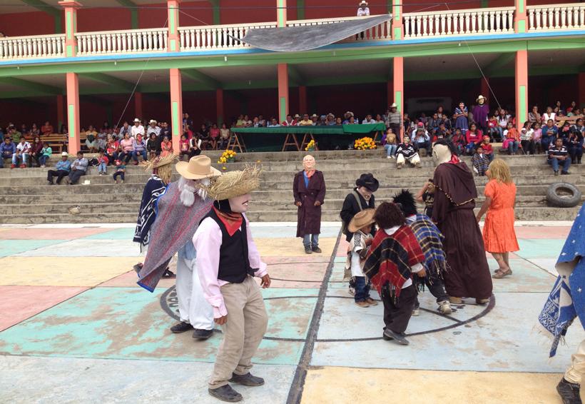 Realizan Festival de  Huehuentones en San  Pedro Ocopetatillo, Oaxaca | El Imparcial de Oaxaca