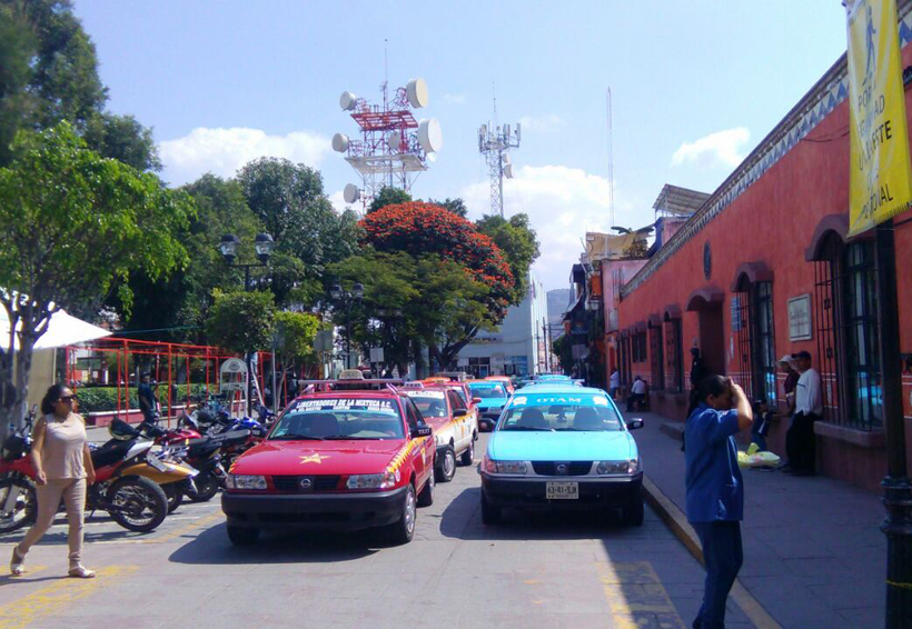Piden comerciantes no más  calles bloqueadas en Huajuapan de León, Oaxaca | El Imparcial de Oaxaca