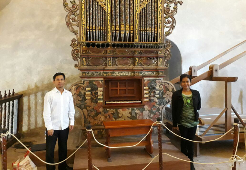 Continúa Oaxaca Barroca con  recital de Tonatiuh González