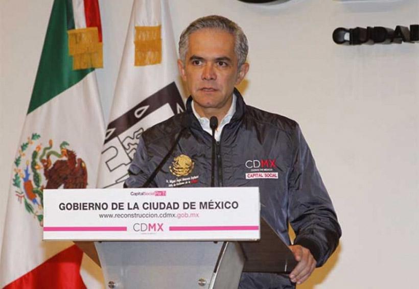 360 mdp del Fonden para reconstrucción de la CDMX | El Imparcial de Oaxaca