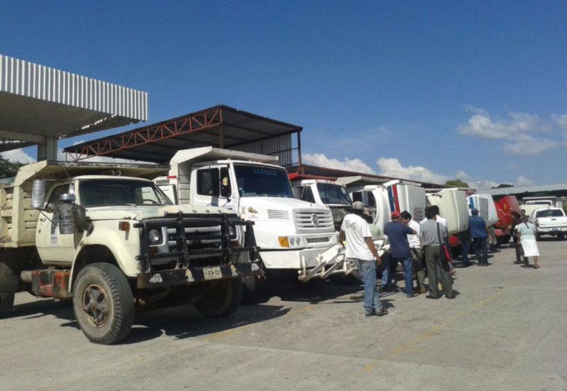 En la Mixteca proponen cambios a la ley  estatal de transporte de carga | El Imparcial de Oaxaca