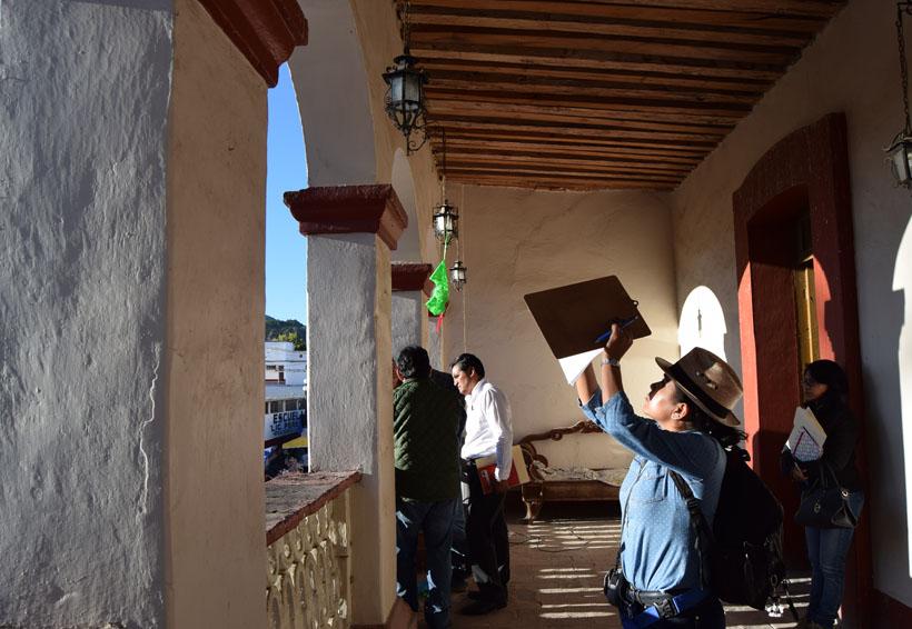 Atiende INAH en Tlaxiaco daños por sismo