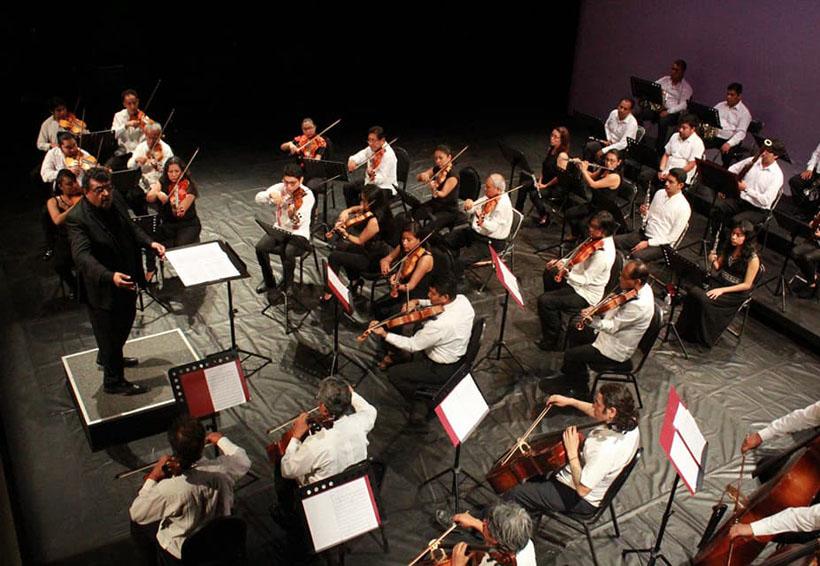 Estrena Sinfónica  obras de compositora oaxaqueña