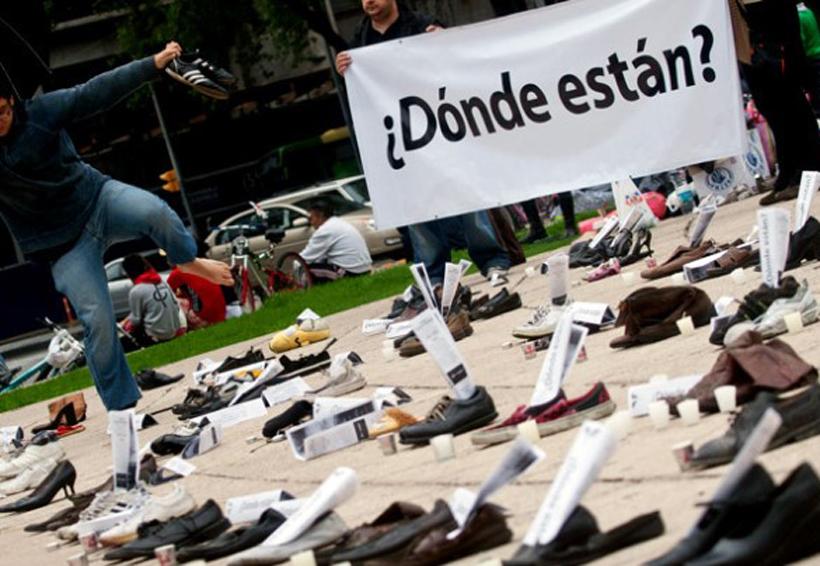 Piden fiscalía estatal en Oaxaca para desaparecidos | El Imparcial de Oaxaca